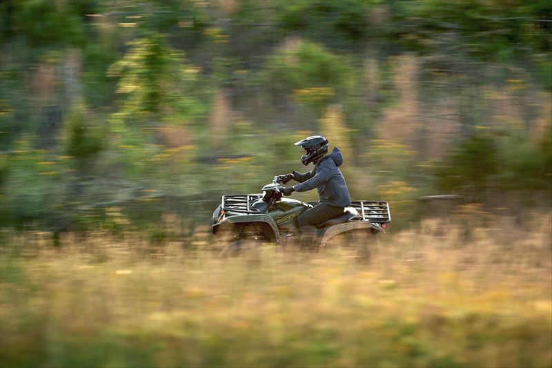 2020 Yamaha Grizzly EPS in Francis Creek, Wisconsin - Photo 5