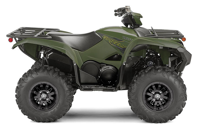 2020 Yamaha Grizzly EPS in Santa Clara, California - Photo 1