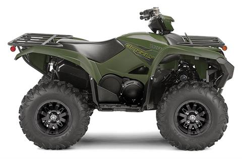 2020 Yamaha Grizzly EPS in Santa Maria, California