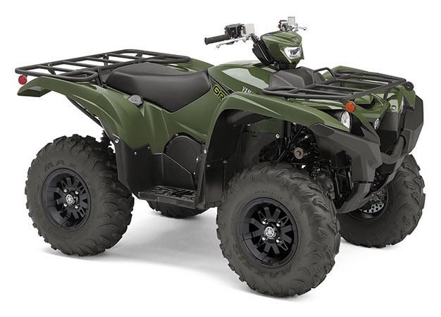 2020 Yamaha Grizzly EPS in Queens Village, New York - Photo 2