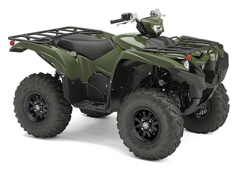 2020 Yamaha Grizzly EPS in Greenville, North Carolina - Photo 2