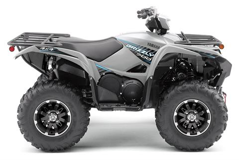 2020 Yamaha Grizzly EPS SE in Dimondale, Michigan