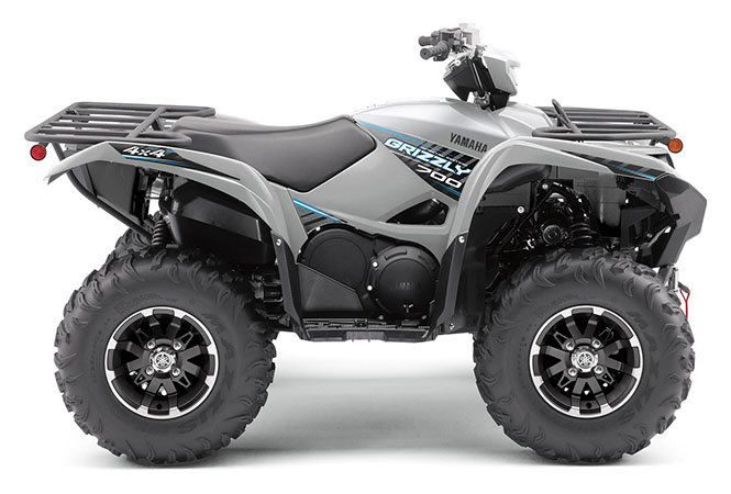 2020 Yamaha Grizzly EPS SE in San Jose, California - Photo 1