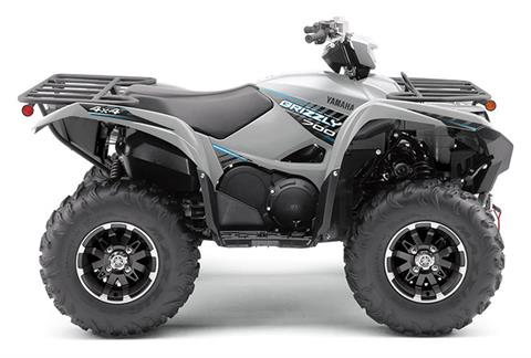 2020 Yamaha Grizzly EPS SE in Derry, New Hampshire