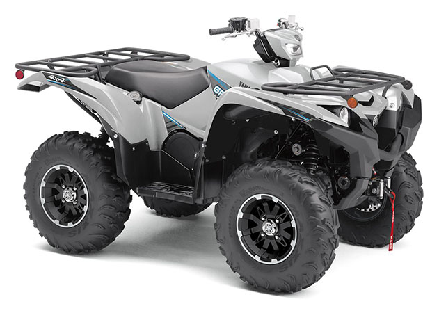 2020 Yamaha Grizzly EPS SE in North Little Rock, Arkansas - Photo 2