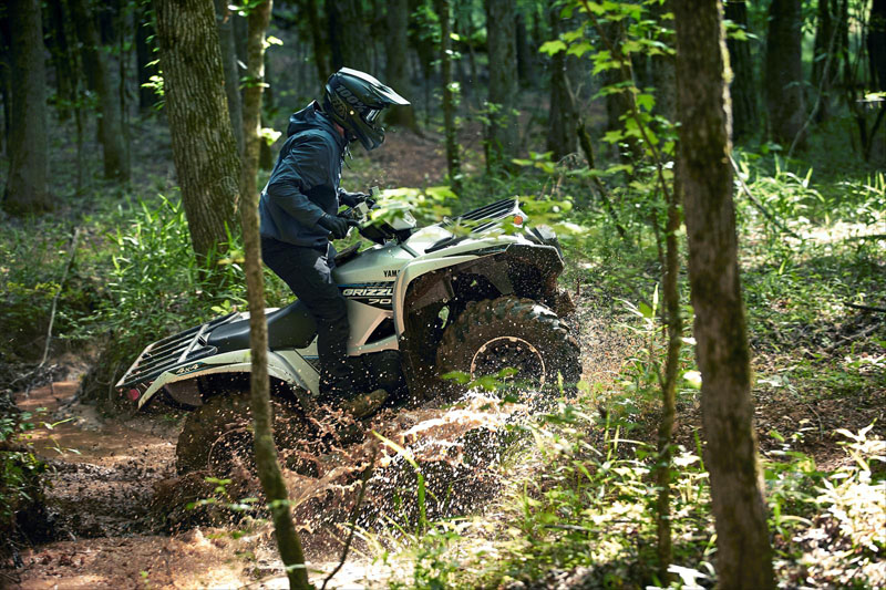 2020 Yamaha Grizzly EPS SE in North Little Rock, Arkansas - Photo 3
