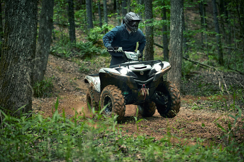 2020 Yamaha Grizzly EPS SE in Francis Creek, Wisconsin - Photo 4