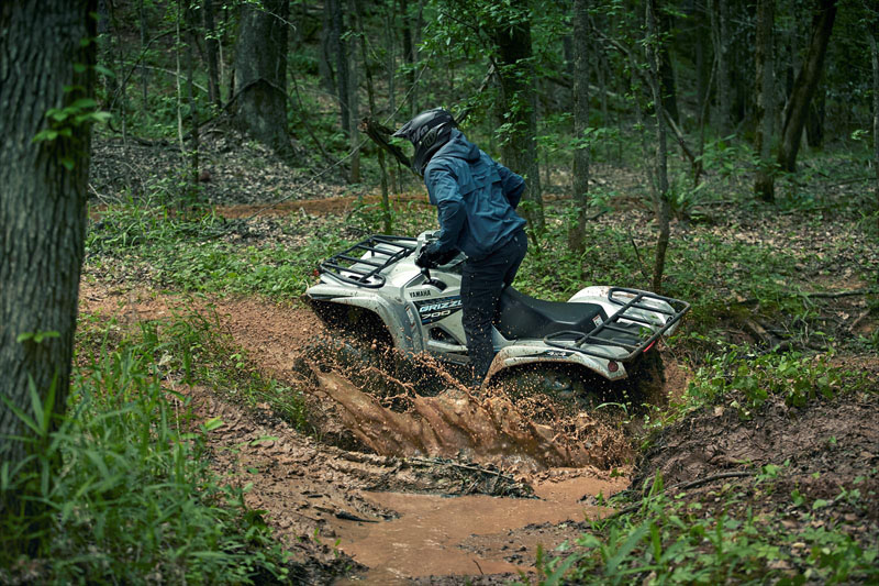 2020 Yamaha Grizzly EPS SE in Panama City, Florida - Photo 5