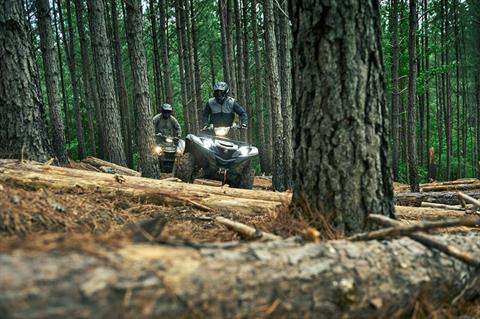 2020 Yamaha Grizzly EPS SE in Francis Creek, Wisconsin - Photo 6