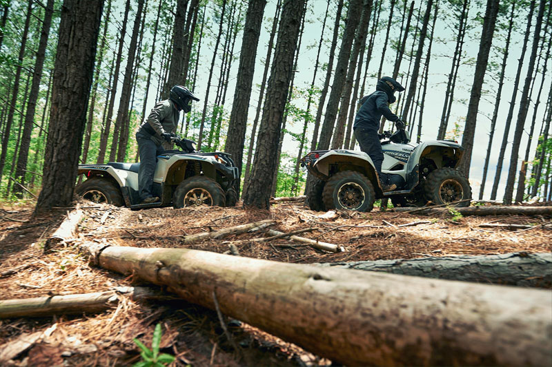 2020 Yamaha Grizzly EPS SE in North Little Rock, Arkansas - Photo 7