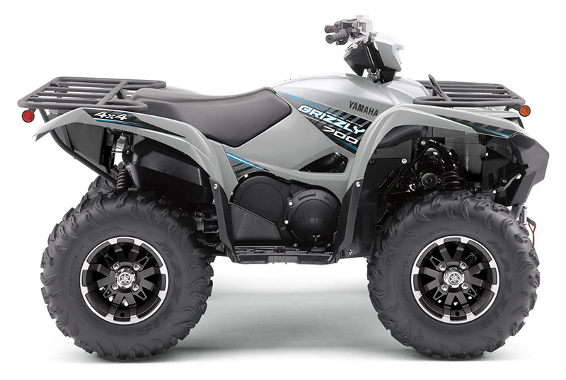 2020 Yamaha Grizzly EPS SE in Hicksville, New York
