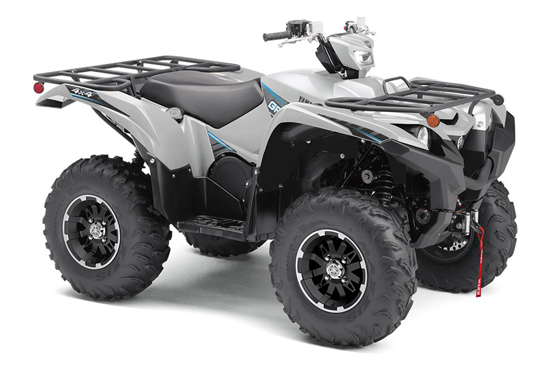 2020 Yamaha Grizzly EPS SE in Johnson Creek, Wisconsin - Photo 2