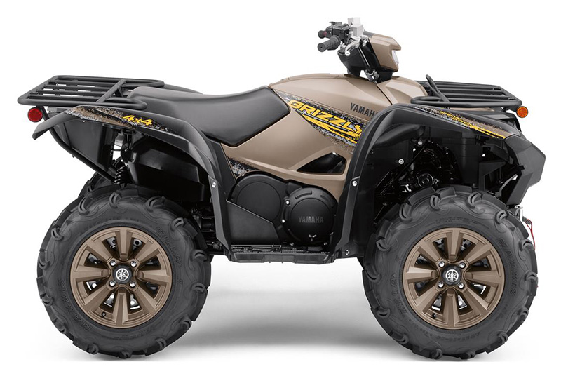 2020 Yamaha Grizzly EPS XT-R in Francis Creek, Wisconsin - Photo 1