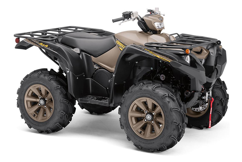 2020 Yamaha Grizzly EPS XT-R in Greenville, North Carolina - Photo 22