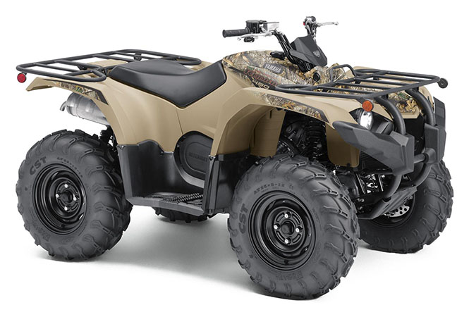 2020 Yamaha Kodiak 450 in Sacramento, California - Photo 4
