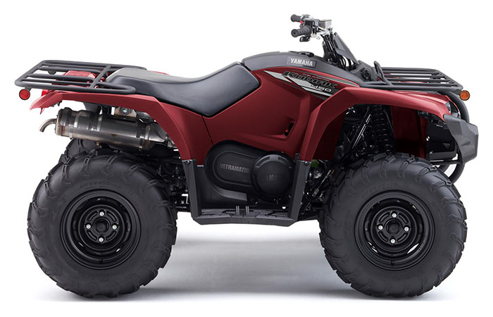 2020 Yamaha Kodiak 450 in Derry, New Hampshire
