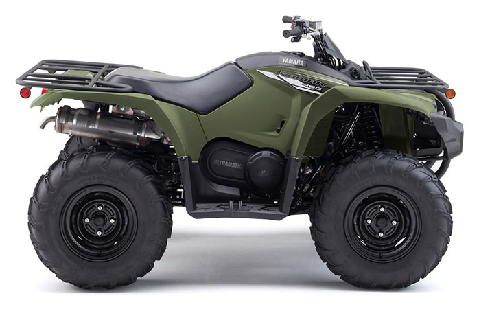 2020 Yamaha Kodiak 450 in Stillwater, Oklahoma