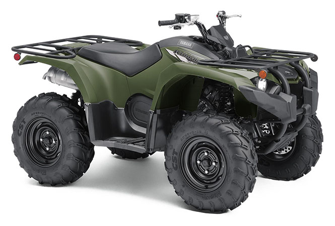 2020 Yamaha Kodiak 450 in Trego, Wisconsin - Photo 2