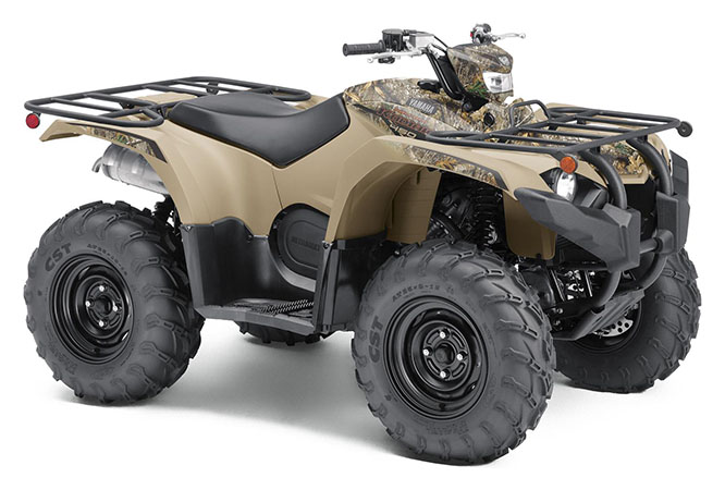 2020 Yamaha Kodiak 450 EPS in Danbury, Connecticut - Photo 2
