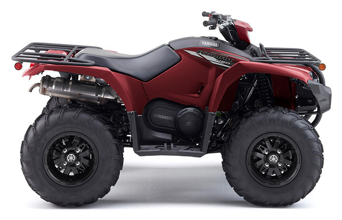 2020 Yamaha Kodiak 450 EPS in Trego, Wisconsin - Photo 1