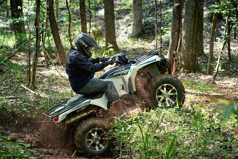 2020 Yamaha Kodiak 450 EPS SE in Columbus, Ohio - Photo 3