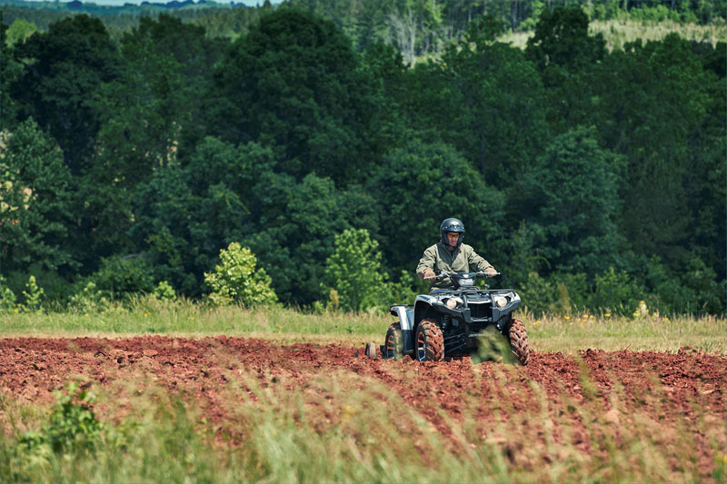2020 Yamaha Kodiak 450 EPS SE in Norfolk, Virginia - Photo 7