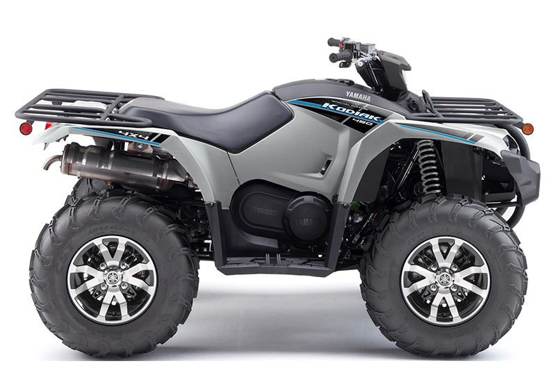 2020 Yamaha Kodiak 450 EPS SE in Goleta, California - Photo 1