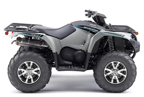 2020 Yamaha Kodiak 450 EPS SE in Sacramento, California - Photo 1