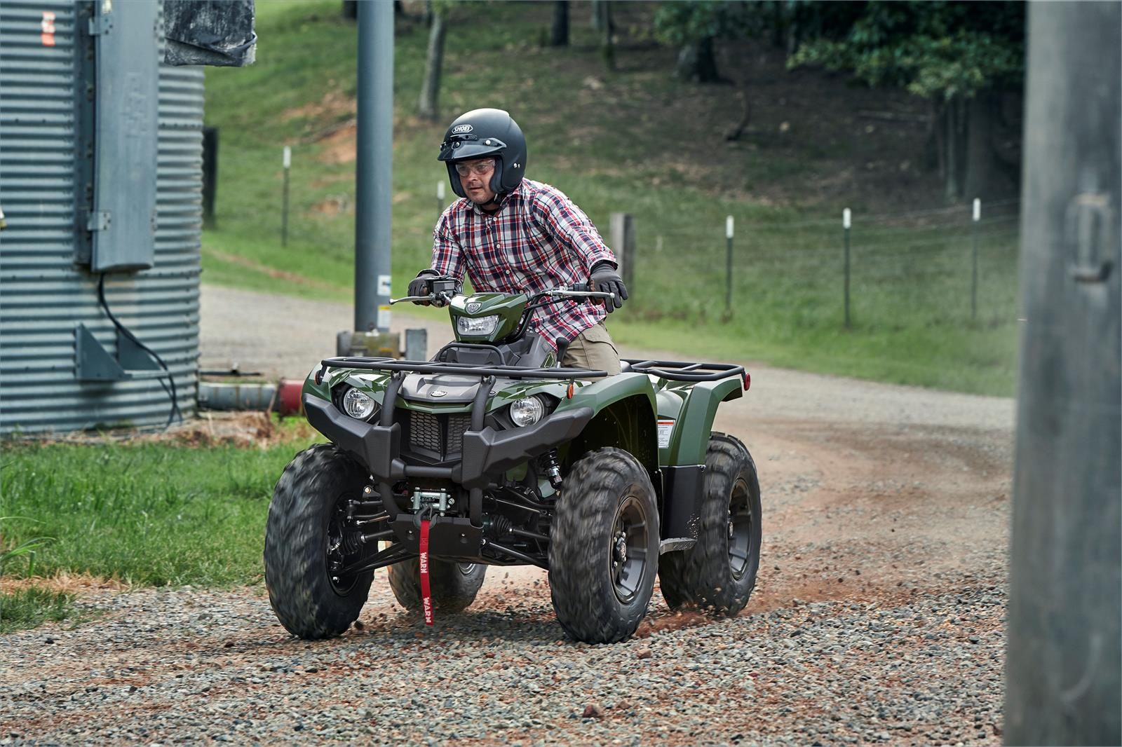 2020 Yamaha Kodiak 450 EPS SE in Franklin, Ohio - Photo 3