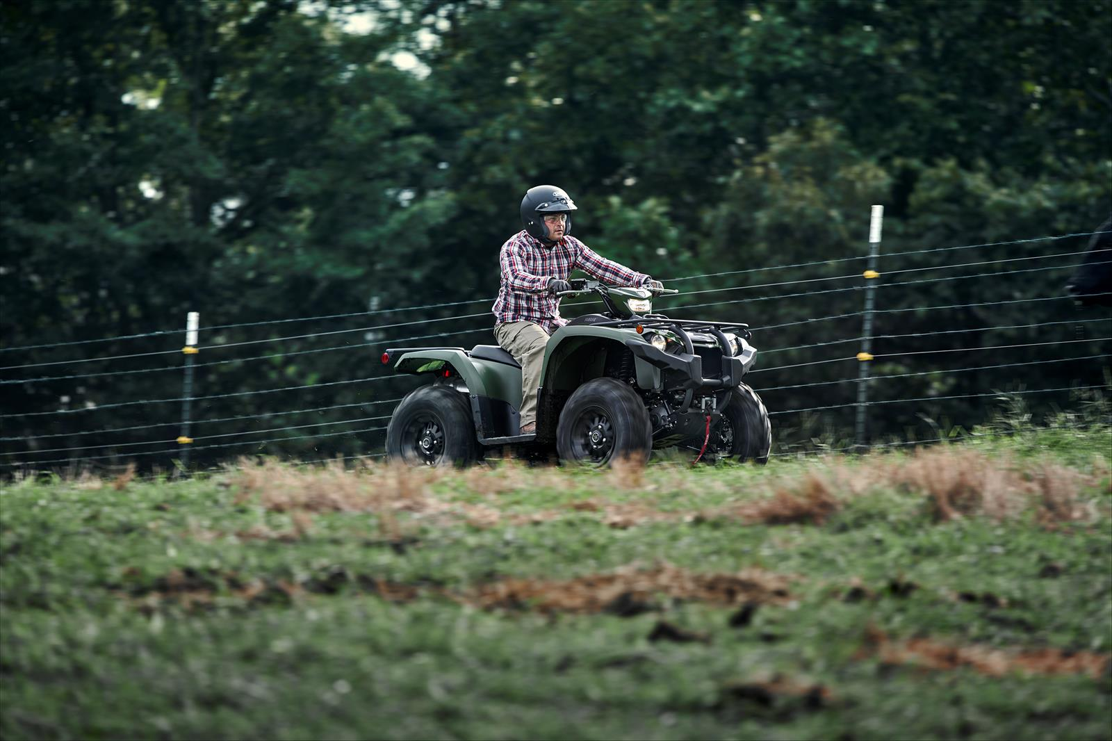 2020 Yamaha Kodiak 450 EPS SE in Brilliant, Ohio - Photo 10