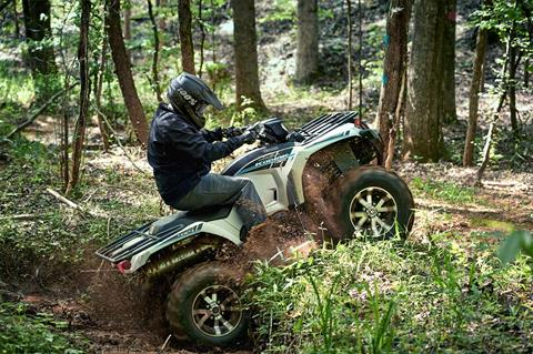 2020 Yamaha Kodiak 450 EPS SE in Ames, Iowa - Photo 9