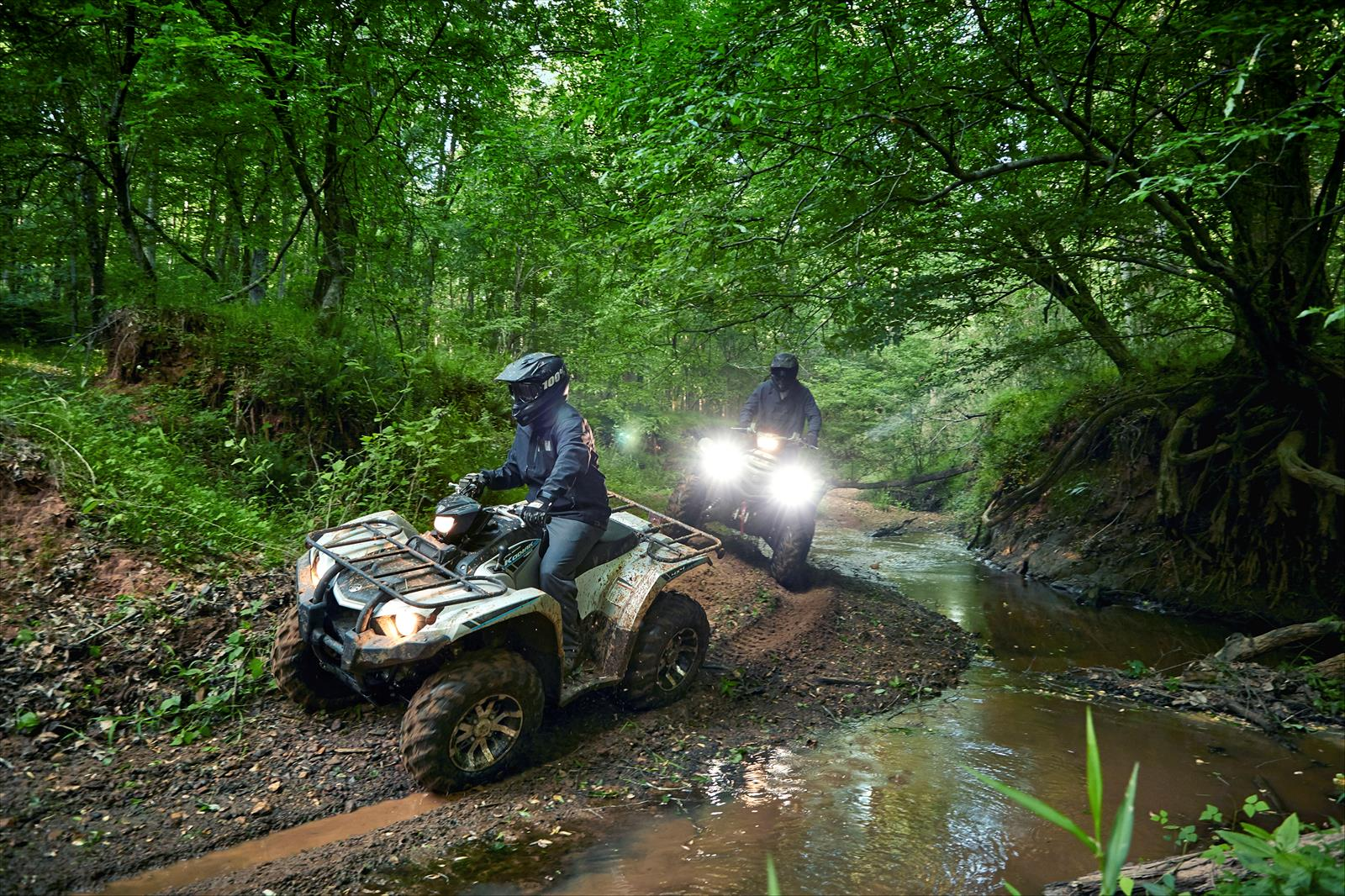 2020 Yamaha Kodiak 450 EPS SE in Elkhart, Indiana - Photo 12