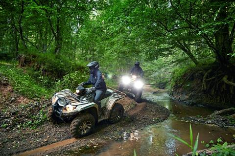 2020 Yamaha Kodiak 450 EPS SE in Unionville, Virginia - Photo 12