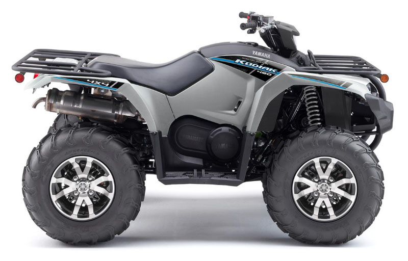 2020 Yamaha Kodiak 450 EPS SE in Appleton, Wisconsin - Photo 1