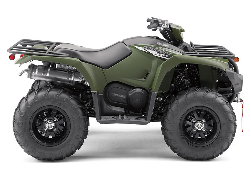 2020 Yamaha Kodiak 450 EPS SE in Billings, Montana - Photo 1