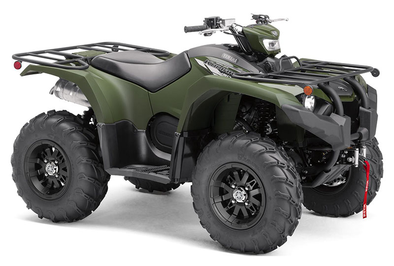 2020 Yamaha Kodiak 450 EPS SE in Billings, Montana - Photo 2