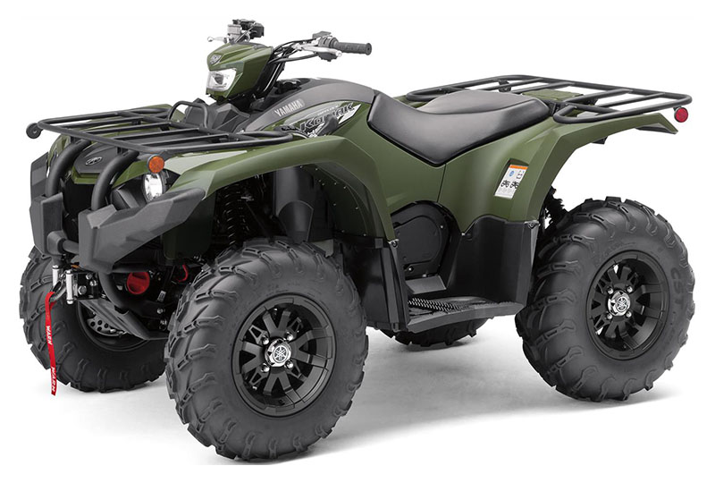 2020 Yamaha Kodiak 450 EPS SE in Cumberland, Maryland - Photo 3