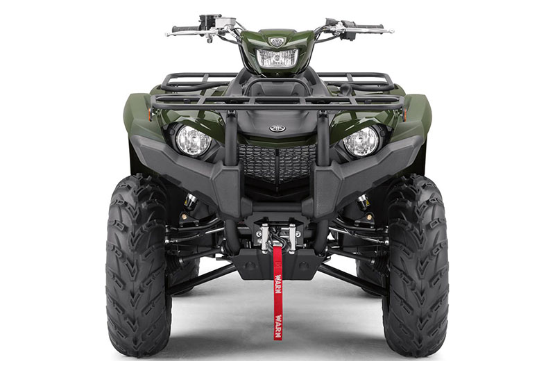2020 Yamaha Kodiak 450 EPS SE in Hicksville, New York - Photo 4