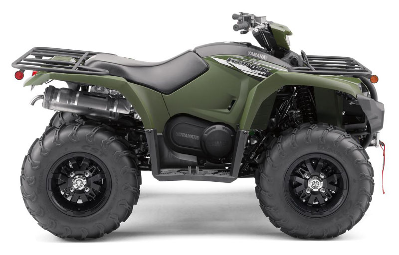 2020 Yamaha Kodiak 450 EPS SE in Forest Lake, Minnesota - Photo 1