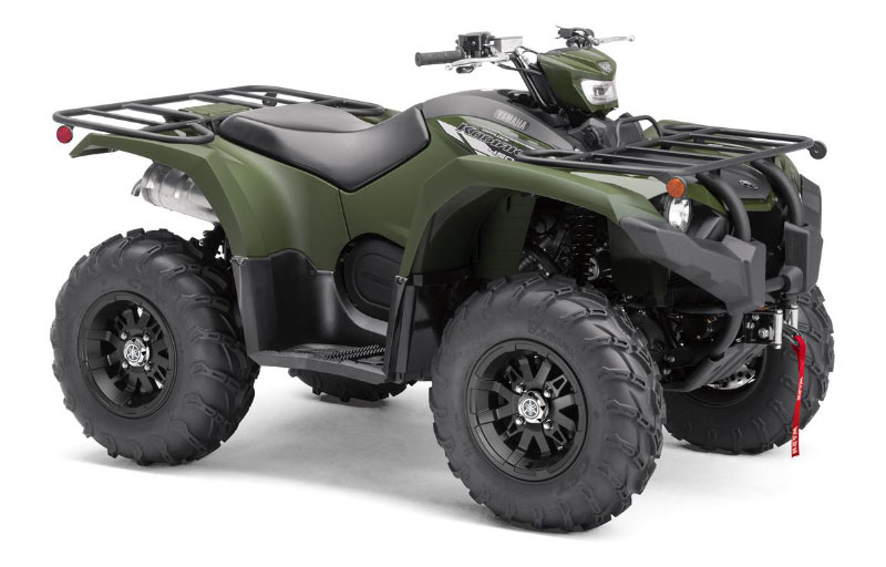 2020 Yamaha Kodiak 450 EPS SE in Denver, Colorado - Photo 2