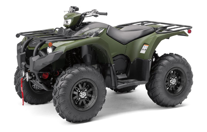 2020 Yamaha Kodiak 450 EPS SE in Missoula, Montana - Photo 3