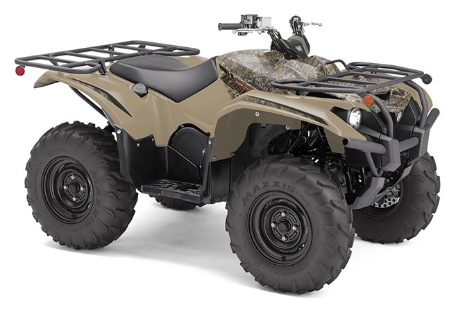 2020 Yamaha Kodiak 700 in Francis Creek, Wisconsin