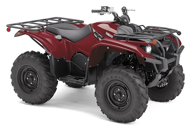 2020 Yamaha Kodiak 700 in Athens, Ohio - Photo 2