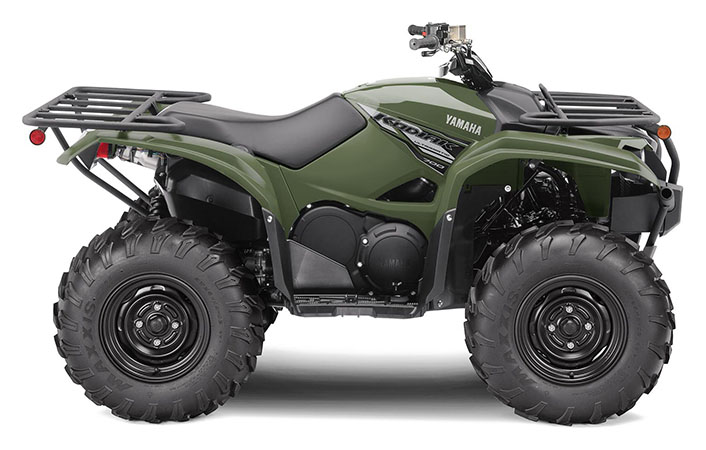 2020 Yamaha Kodiak 700 in Francis Creek, Wisconsin - Photo 1
