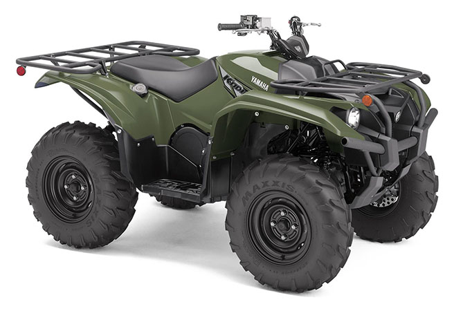 2020 Yamaha Kodiak 700 in Port Washington, Wisconsin - Photo 2