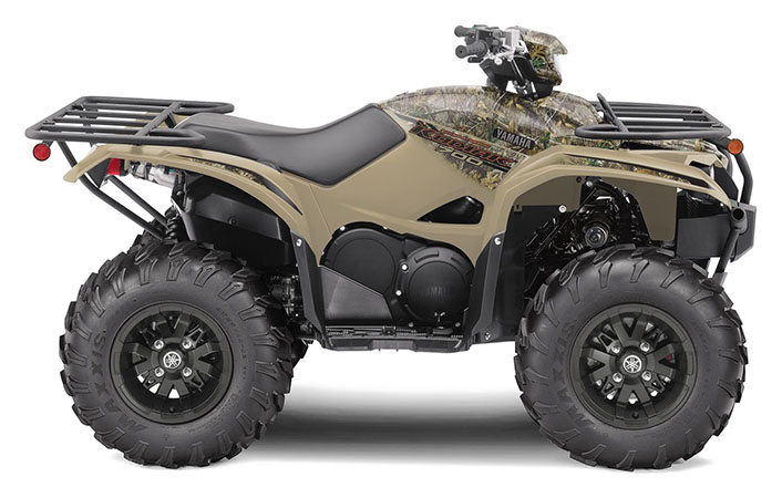 2020 Yamaha Kodiak 700 EPS in San Jose, California - Photo 1