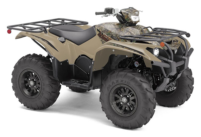 2020 Yamaha Kodiak 700 EPS in San Jose, California - Photo 2