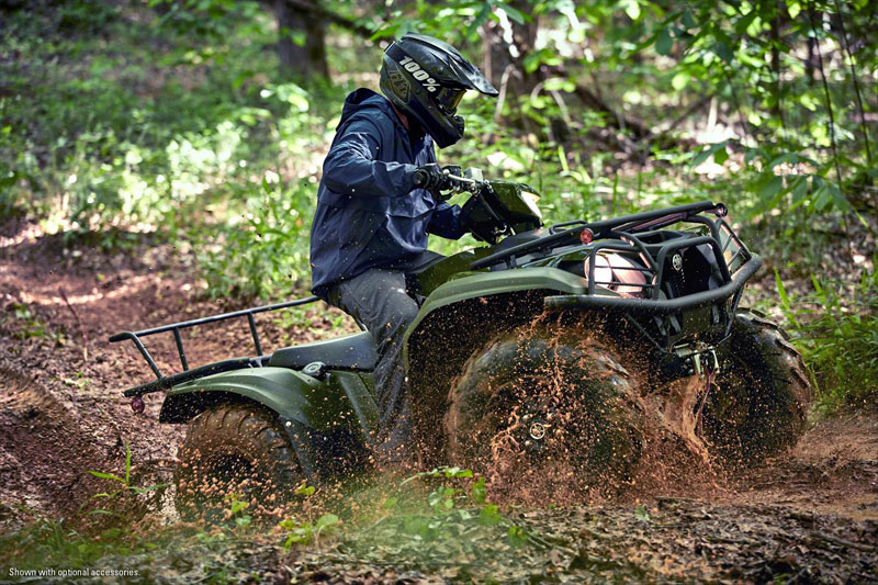 2020 Yamaha Kodiak 700 EPS in Durant, Oklahoma - Photo 3