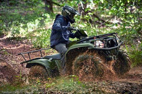 2020 Yamaha Kodiak 700 EPS in Iowa City, Iowa - Photo 3