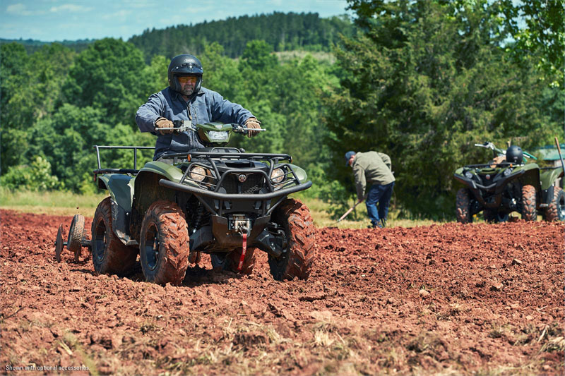 2020 Yamaha Kodiak 700 EPS in Unionville, Virginia - Photo 6